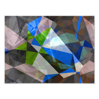 Abstract Polygons 230 Photo Art