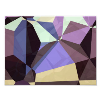 Abstract Polygons 246 Art Photo