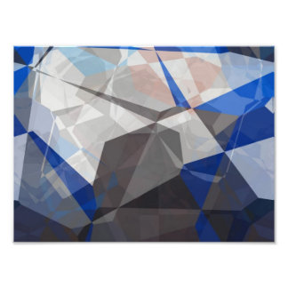 Abstract Polygons 254 Photograph