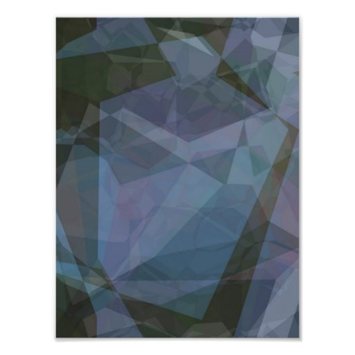 Abstract Polygons 47 Photo Art