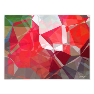 Abstract Polygons 52 Photograph