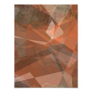Abstract Polygons 65 Photo Print