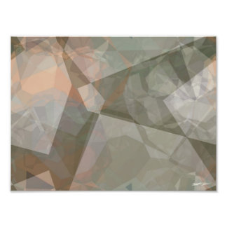 Abstract Polygons 70 Photograph