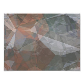 Abstract Polygons 72 Photograph