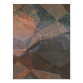 Abstract Polygons 76 Art Photo