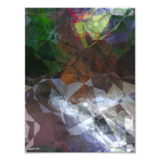 Abstract Polygons 78 Art Photo
