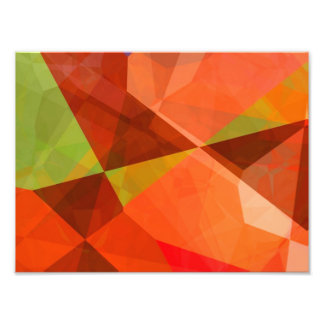 Abstract Polygons 84 Photo Art