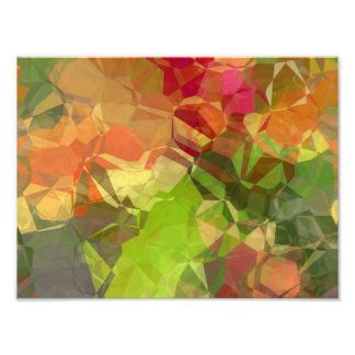 Abstract Polygons 96 Photo