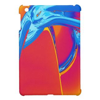 Abstract Pop Art Graphic iPad Mini Cases