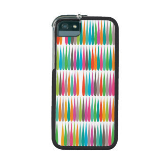 Abstract Pop art multicolor drops Case For iPhone 5