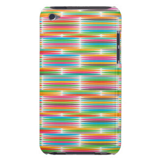 Abstract Pop art multicolor rainbow mosaic iPod Touch Cover