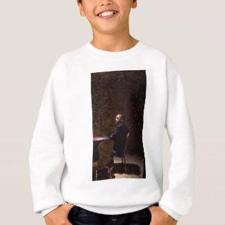 Abstract Portrait of President Barack Obama 13 Sweatshirt