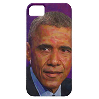 Abstract Portrait of President Barack Obama 7 Case For The iPhone 5