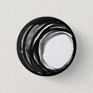Abstract Prayer Bead Button