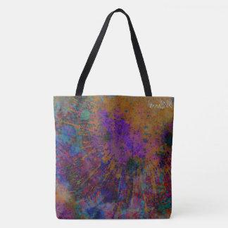 Abstract Print Bag