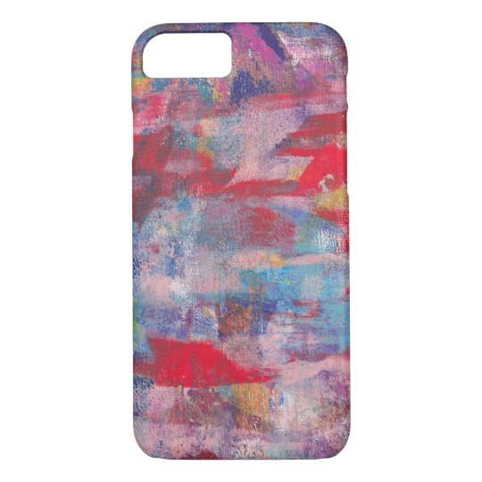 Abstract Print iPhone 7 case