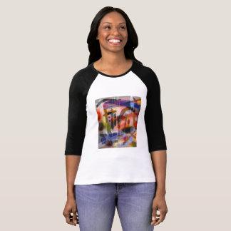 Abstract Print Shirt 2