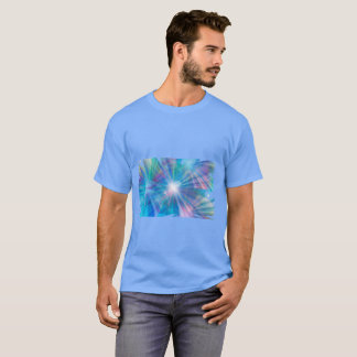 Abstract prism men T-Shirt