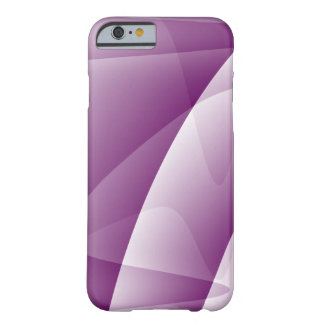 Abstract Purple White iPhone 6/6s, Barely There Barely There iPhone 6 Case