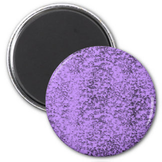 abstract purples 2 inch round magnet