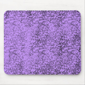 abstract purples mouse pad