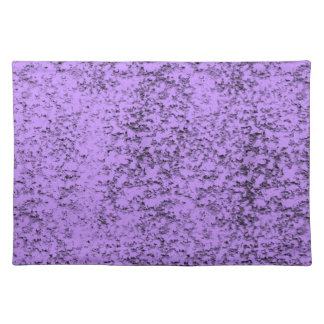 abstract purples placemat