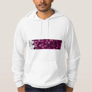 Abstract Qatar Flag, Qatari Colors Shirt