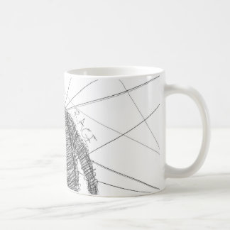 Abstract Rage Mugs