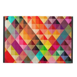 Abstract Rainbow Case For iPad Air