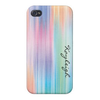 Abstract Rainbow iPhone 4/4S Case