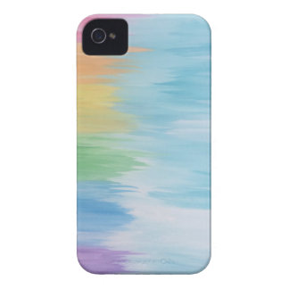 Abstract Rainbow iPhone 4 Cover