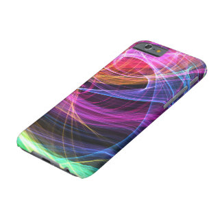 Abstract Rainbow lights Barely There iPhone 6 Case