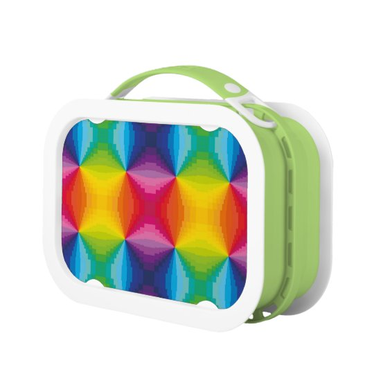 Abstract Rainbow Lunchboxes