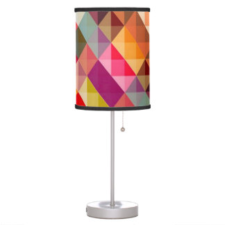 Abstract Rainbow Table Lamp