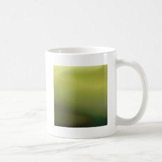 Abstract Rainforest Coffee Mug