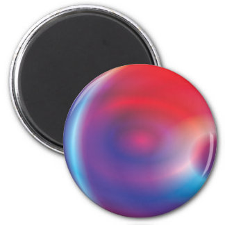 Abstract Ray of Light Magnets