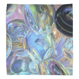 Abstract Reflections Bandana