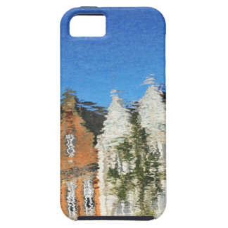 Abstract reflections iPhone 5 cover