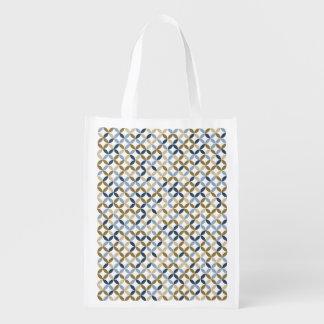 Abstract Reusable Bag