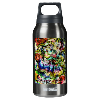 Abstract Rock Women Insulated Water Bottle