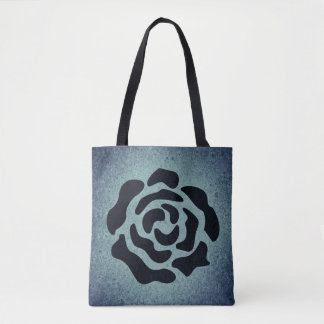 Abstract Rose Tote
