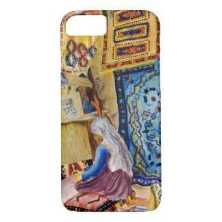 Abstract Rug Weaver Phone Case