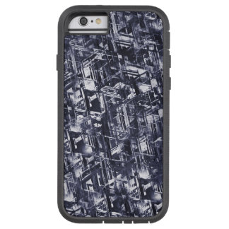 Abstract Rugged Meteorite Pattern Tough Xtreme iPhone 6 Case