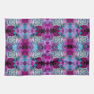 Abstract rules 4.4 kitchen towel