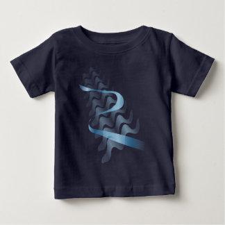 Abstract satin. baby T-Shirt