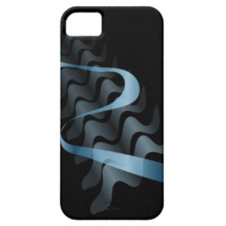 Abstract satin. iPhone 5 covers