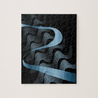 Abstract satin. jigsaw puzzle