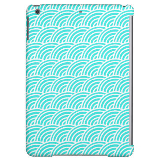 Abstract scales cover for iPad air