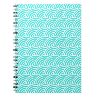 Abstract scales notebooks