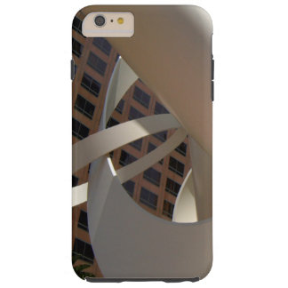 Abstract Sculpture - Los Angeles Downtown Tough iPhone 6 Plus Case